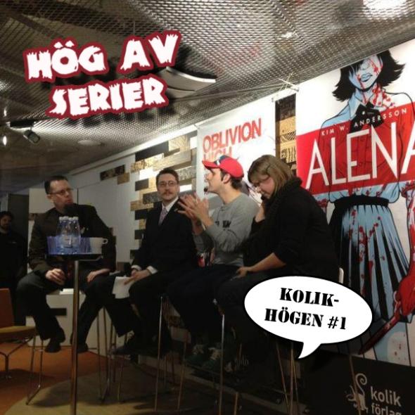 Anders Lundgren, Freddie Kaplan, Kim W Andersson, Nina von Rüdiger