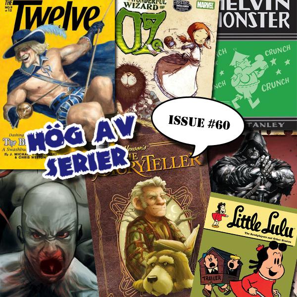 Illustration av Hög av serier - Monster, sagoberättare och Zombie-Conan