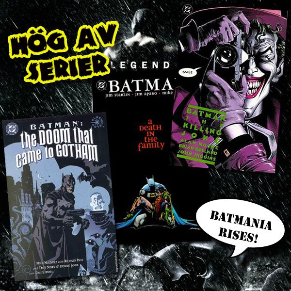 Batmania Rises!