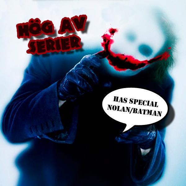 Nolan/Batman Special