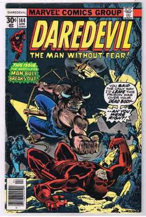 Daredevil #144