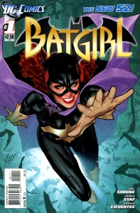 The New 52: Batgirl #1