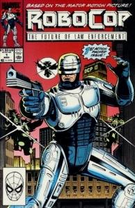Marvels RoboCop #1