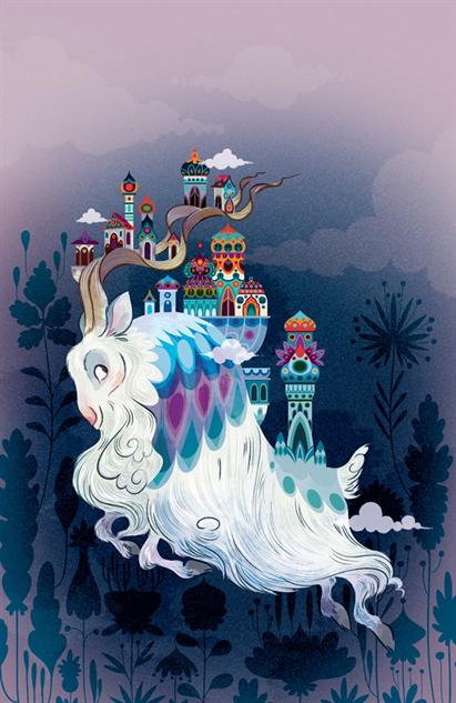 Capture Creatures #4, Lorena Gomez