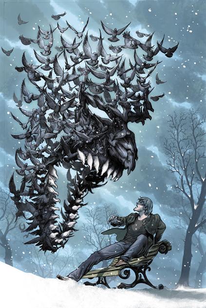 Colder: Toss the Bones #3 Juan Ferreyra