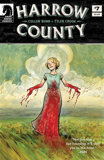 Harrow County #7, Tyler Crook