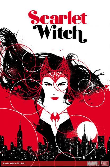 Scarlet Witch #1 David Aja