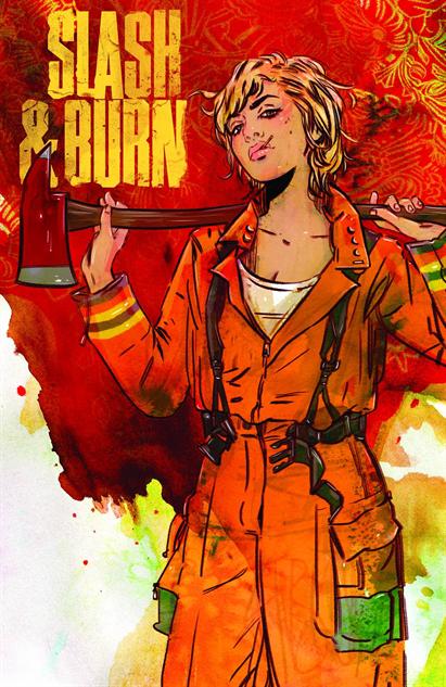Slash and Burn #2 Tula Lotay