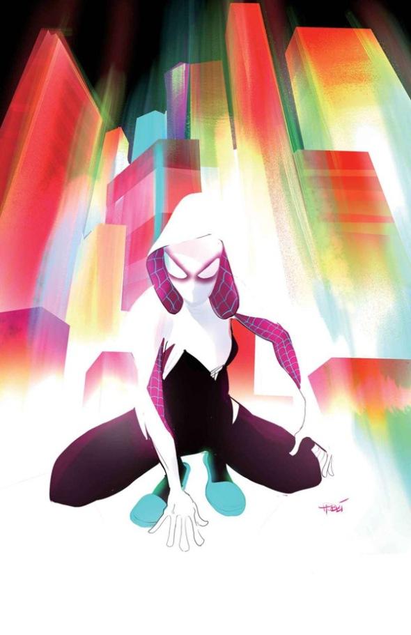 Spider-Gwen #1, Robbie Rodriguez