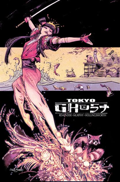 Tokyo Ghost #3 Sean Murphy