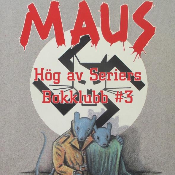 Bokklubb #3 - Maus