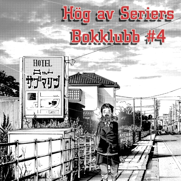 Bokklubb #4 - A Girl on the Shore