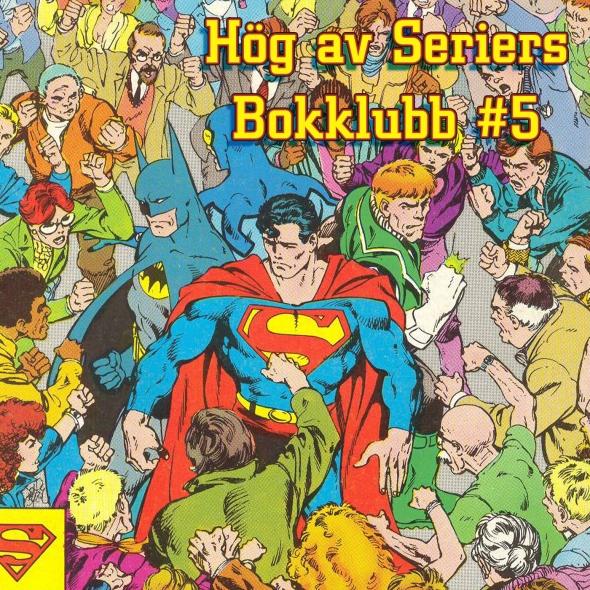 Bokklubb #5 - Legends