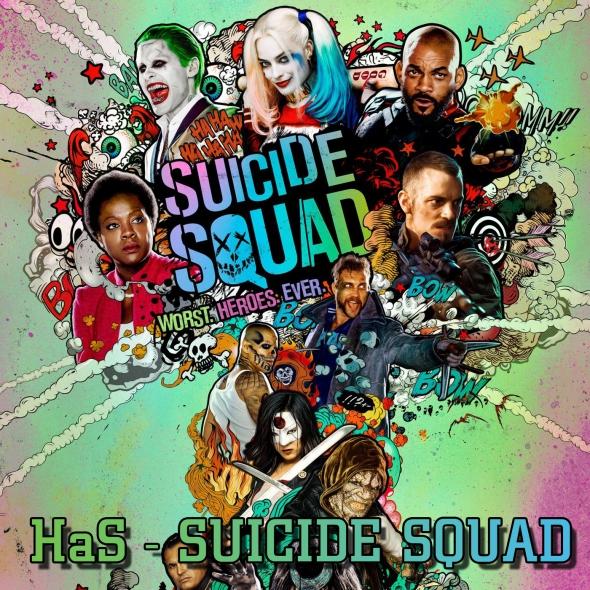 Suicide Squad Special