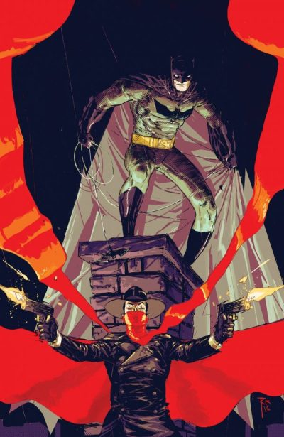 Batman The Shadow