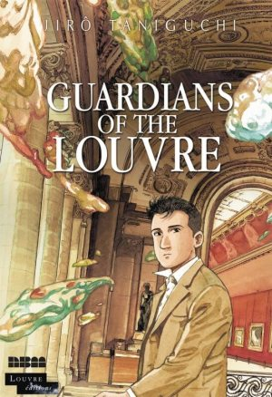 Guardians-of-the-Louvre-by-Jiro-Taniguchi