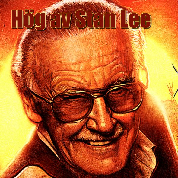 Hög av Stan Lee