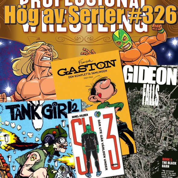 #326 - Tank Girl 30 år!