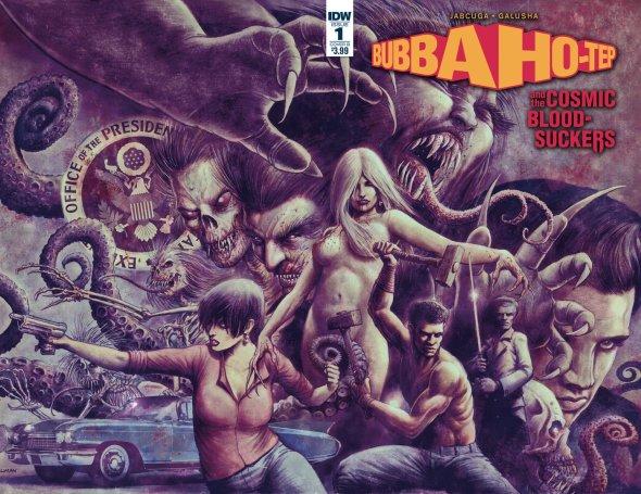 BubbaHoTep Truman cover