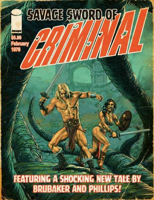 Criminal Savage Sword