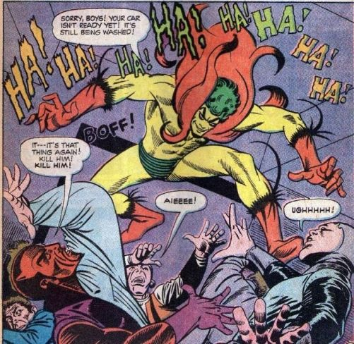 Ditko The Creeper