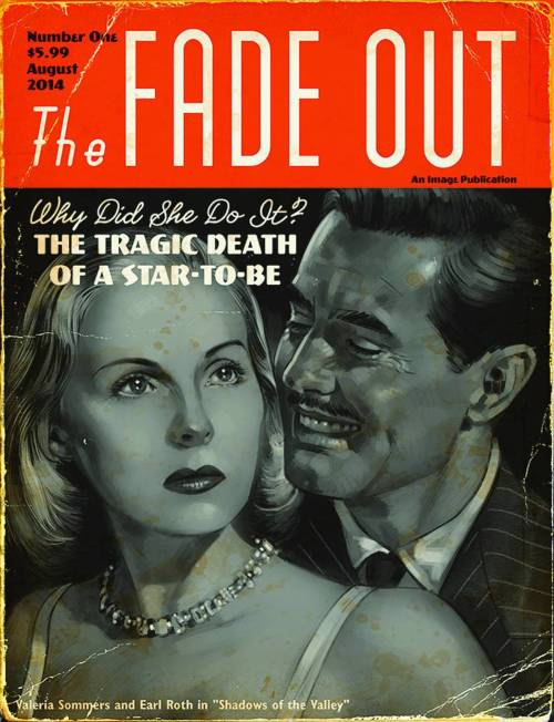 Fade Out Mag cover