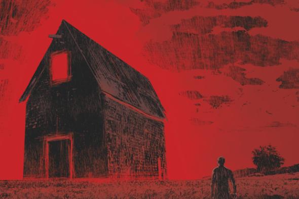 Gideon Falls Black Barn